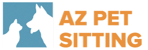 AZ Pet Sitting Logo