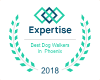 Expertise Best Dog Walker 2018